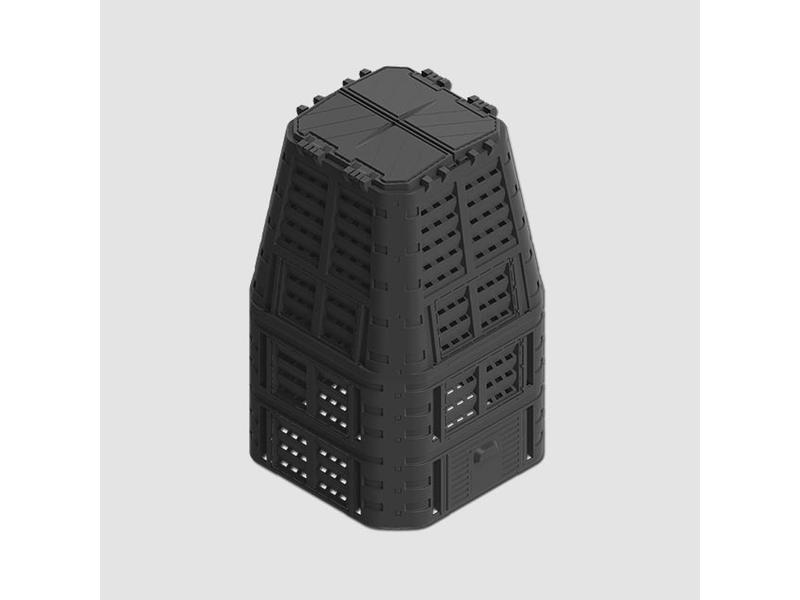 Ostatní Kompostér černý MULTI 880L
