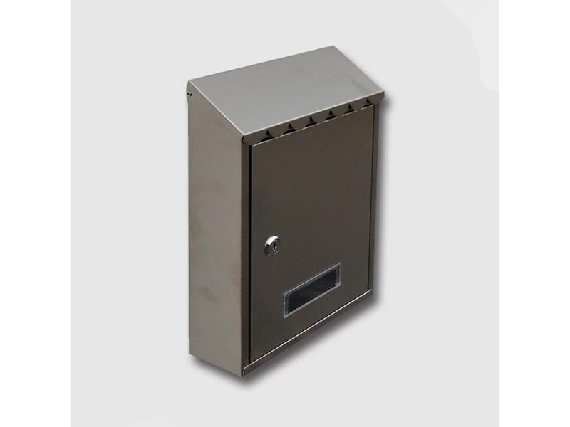 Ostatní poštovní schránka nerez 330x220mm