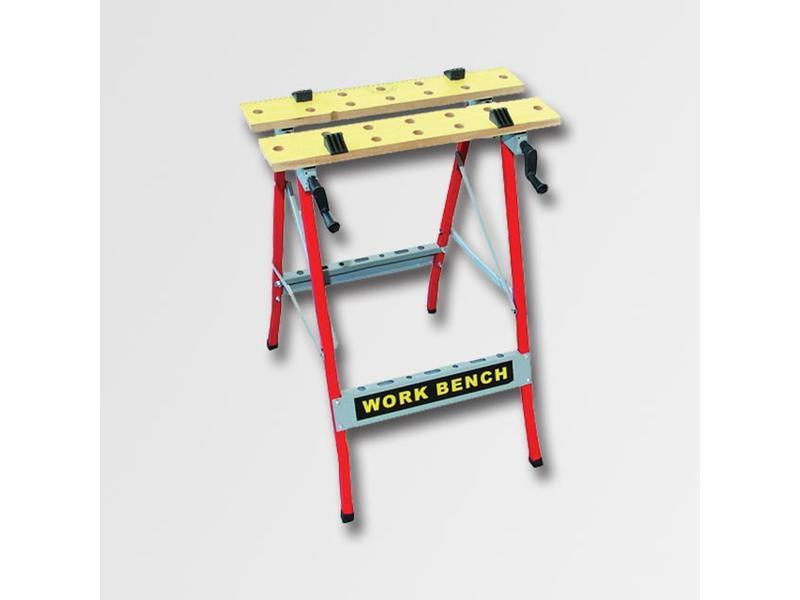 Ostatní Pracovní stůl - skládací 80x61x24cm