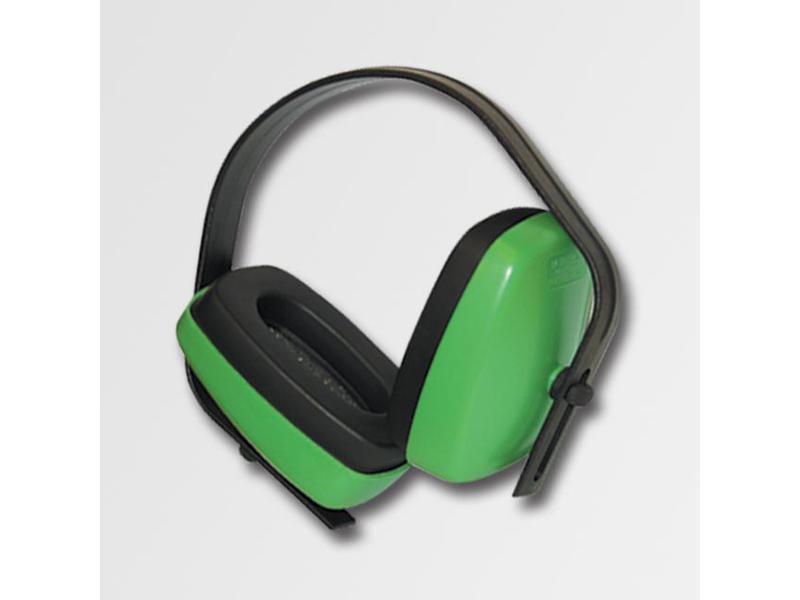 Ostatní Zelená sluchátka