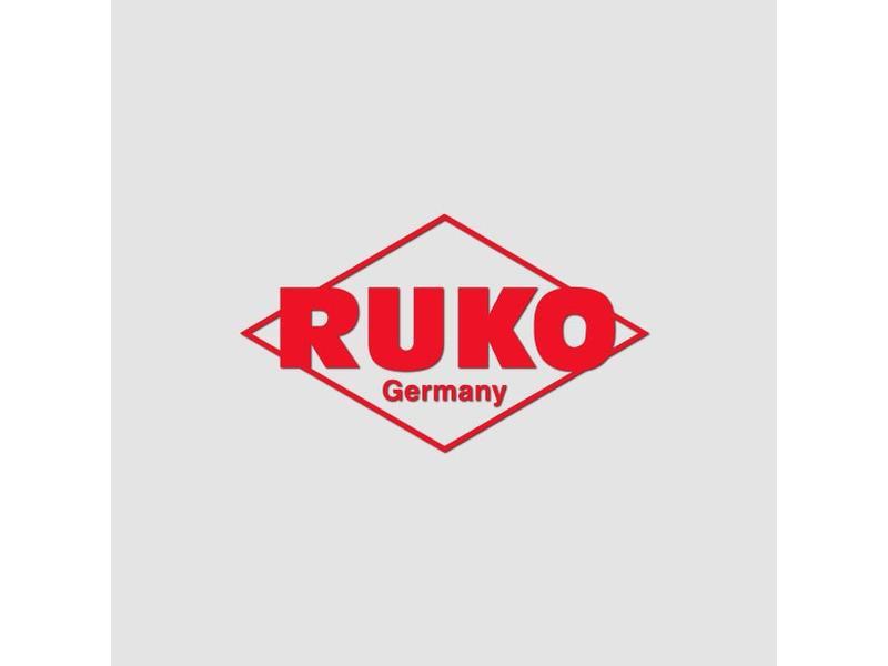 RUKO Vrták na plechy HSS CBN 2-7,8mm 1 9st.