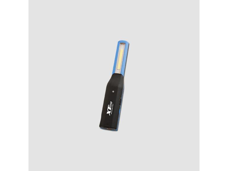 XTline Svítilna montážní nabíjecí LED COB 1W