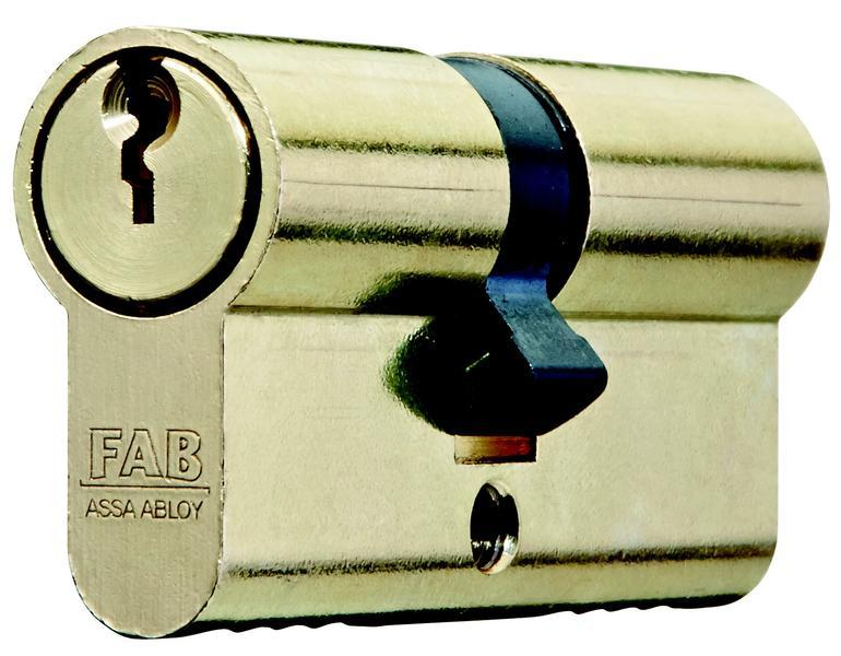 FAB - Assa Abloy Vložka FAB 100D 29/35 SU